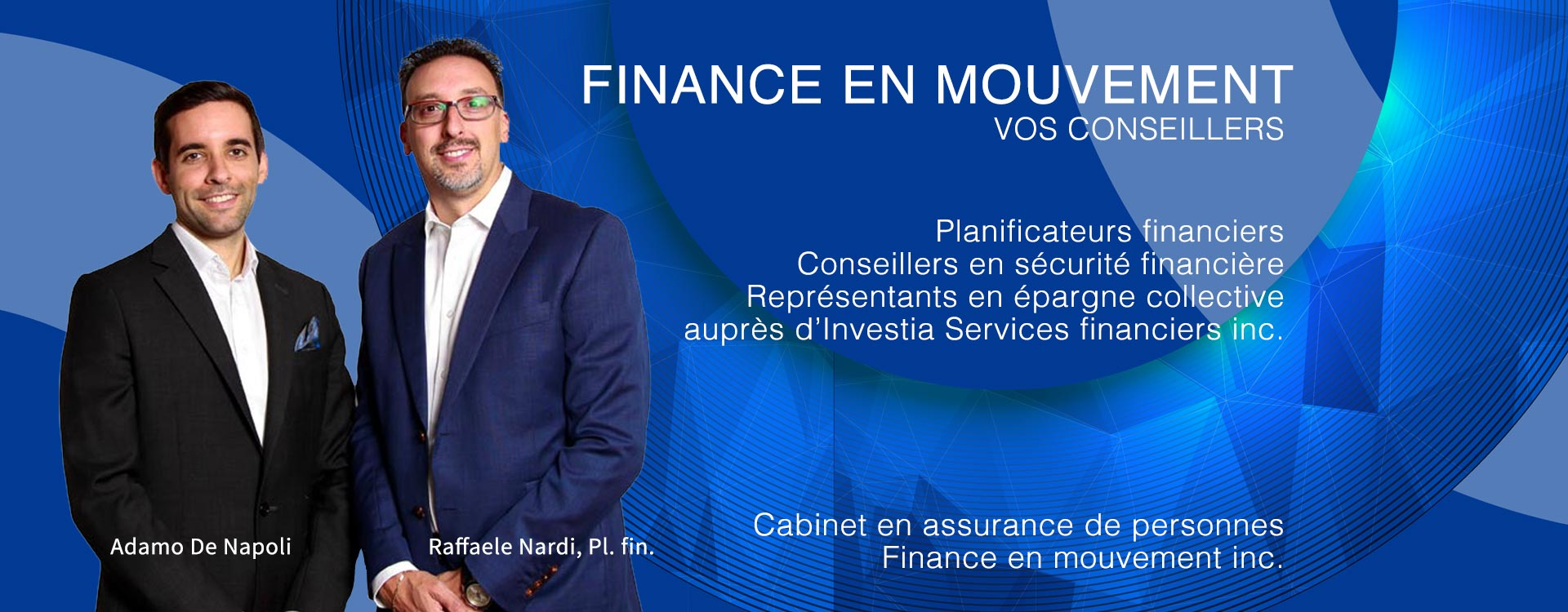 Finance en mouvement conseils financiers